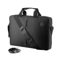 HP Value Briefcase and Wireless Mouse чанта за преносим комютър + мишка
