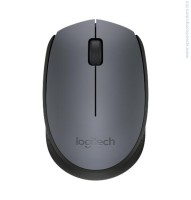 Logitech Wireless Mouse M170 Сива