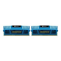 Corsair Vengeance 16GB(2x8GB) 1600MHz DDR3 CL10 памет син