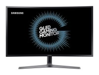 "Samsung C32HG70Q 31.5"" Curved WQHD LED монитор черен"