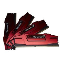 G.Skill Ripjaws V 32GB DDR4 2800MHz памет червен