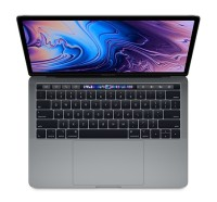 "Apple MacBook Pro 15"" Touch Bar i7-9750H лаптоп сив"
