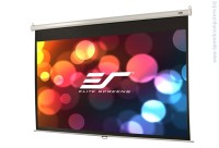 "Екран Elite Screen M128NWX Manual 128"" White"