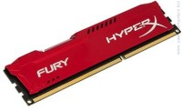 Памет Kingston HyperX Fury Red 8GB DDR3 1600MHz CL10