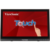 ViewSonic TD1630-3 15.6'' LED HD Touch монитор