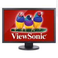 "Viewsonic VG2438SM 24""FullHD LED PLS 5ms монитор черен"