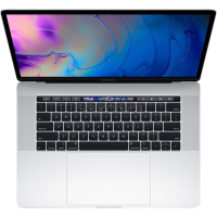 "Apple MacBook Pro 15"" Touch Bar i7-9750H лаптоп сребрист"