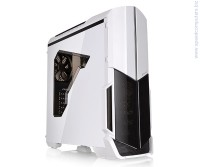 Кутия Thermaltake Versa N21 Snow CA-1D9-00M6WN-00 бяла