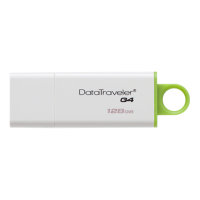 Kingston 128GB USB 3.1 DataTraveler I G4 USB памет