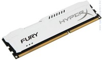 Памет Kingston HyperX Fury White 8GB DDR3 1600MHz CL10