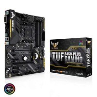 Asus TUF B450-PLUS GAMING AM4 ATX дънна платка