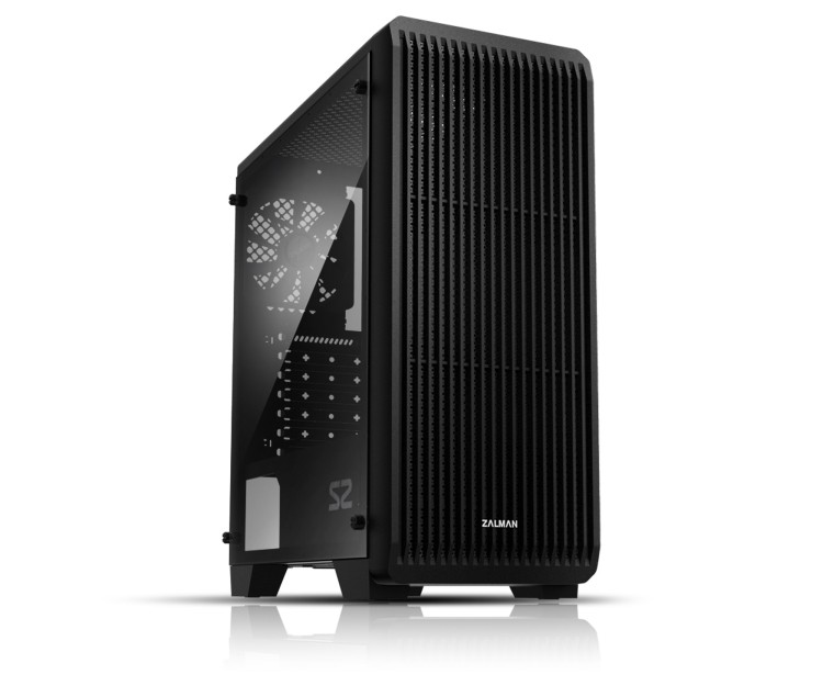 ZALMAN S2 ATX mid tower кутия артикул ZM-S2