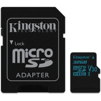 Kingston 32GB SDHC  Canvas Go карта памет