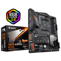 Gigabyte X570 Aorus Elite AM4 дънна платка