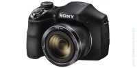 Цифров фотоапарат Sony Cyber Shot DSC-H300 black