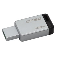KINGSTON 128GB DataTraveler 50 USB 3.0 Flash памет