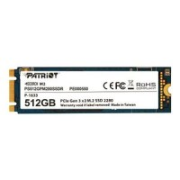 Patriot Scorch 512GB M.2 NVMe SSD диск