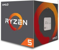 AMD Ryzen 5 1500X 3,5 GHz (3,7 GHz Turbo Boost) AM4 Box Процесор