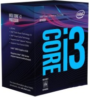 Intel Core i3-8100 3.60GHz, 6MB, LGA1151 box процесор