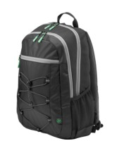 HP Active Backpack 15.6 (Black/Mint Green) Раница
