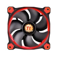 Thermaltake Riing 140x140x25 12v 1500 RPM LED RED вентилатор