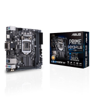 ASUS PRIME H310I-PLUS/CSM Mini ITX дънна платка