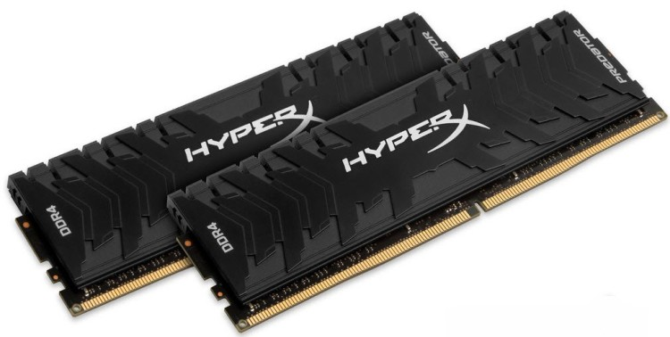 Kingston HyperX 32GB 2666MHz DDR4 памет артикул HX426C13PB3K2/32