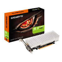 Gigabyte GeForce GT 1030 2GB Silent Low Profile GDDR5 GV-N1030SL-2GL Видео карта