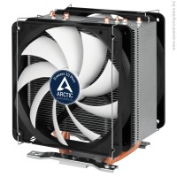 Arctic Freezer 33 DOUBLE FAN AMD&INTEL Вентилатор за процесор