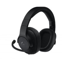 Logitech G433 7.1 DTS Headphone X Gaming слушалки черни