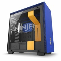 NZXT H700i Smart Ninja Edition Mid-Tower кутия за компютър