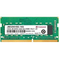 Transcend 16GB JM DDR4 3200 SO-DIMM памет