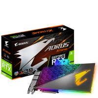 Gigabyte RTX 2080 Aorus Extreme Waterforce 8GB GDDR6 видео карта