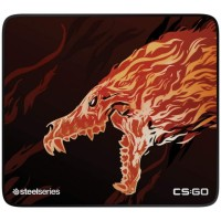 Подложка за мишка SteelSeries QCK+ Limited CS:GO Howl Edition
