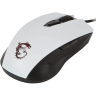 MSI GAMING MOUSE CLUTCH GM40 геймърска мишка бяла артикул MSI GAMING MOUSE CLUTCH GM40 W