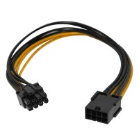 Mining PCI-E 8pin Extension cable 30cm кабел