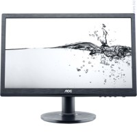 "AOC e2260Swda 21.5"" FULL HD черен монитор"