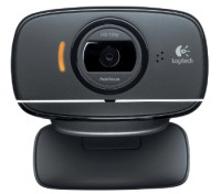 Logitech HD Webam C525 Central Packaging