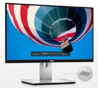 "Dell U2417HJ 23.8"" IPS Anti-Glare монитор"