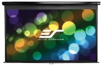 "Екран Elite Screen M100UWH Manual 100"" (16:9) черен"