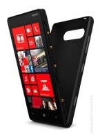 NOKIA Wireless Charging Shell for Lumia 820 черен
