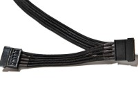 Be Quiet power cable CS-3420 SATA кабел 0.4 метра