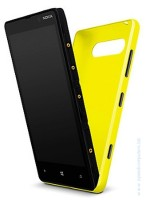 NOKIA Wireless Charging Shell for Lumia 820 жълт