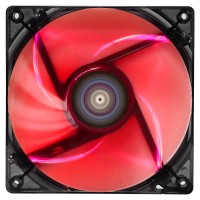 AeroCool Fan 120mm Lightning RED LED вентилатор