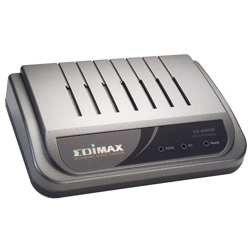 Edimax VO-4500SK USB VoIP Gateway for Instant Message Software (Skype) артикул sp18250