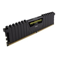 Corsair Vengeance LPX 8GB 2666MHz DDR4 CL16 памет черен