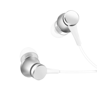 Xiaomi Mi In-Ear Headphones Basic слушалки сребрист