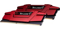 G.Skill Ripjaws V 16GB DDR4 3200MHz памет CL14 червен