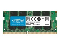 Crucial 16GB DDR4 2666MHz SO-DIMM CL19 памет