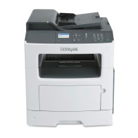 Lexmark MX317dn Mono A4 лазерно многофункционално устройство + Lexmark MS/MX317 Return open channel Black CRTG 2.5K Toner